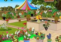Игры мой цветочный сад
