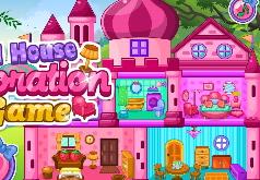 Игры Декор кукольного домика
