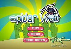 игра паутина для детей