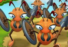 игра колония муравьев