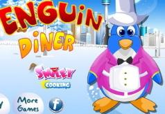 игры обед пингвинов в ньюйорке