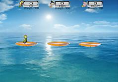 выживание бомжа в океане игра