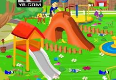 Игры Беспорядок в детском парке
