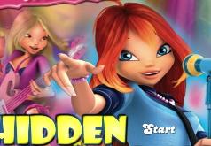 игры для девочек винкс найди цифры