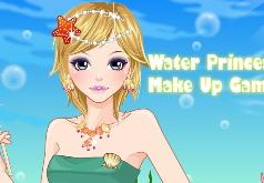 Игры Новый стиль макияжа