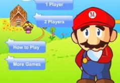 Игры Супер Марио военный лабиринт
