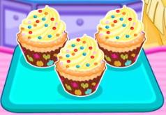 Игра Готовим Кексы Вкусняшки