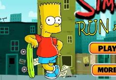 Игра Симпсоны Побег часть 2
