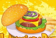 игры всеамериканский бургер