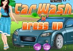 Игры Мыть машину