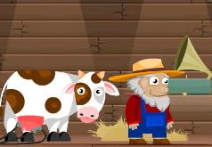 игры ферма коров и лошадей
