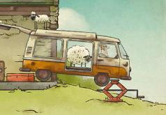 игры дом для овцы