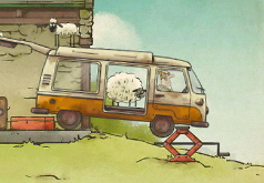 игры приключения овечек в лондоне