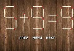 Игры Математика со спичками