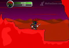 Игра Мегавольт Милли 3 Милли и спасение гоблина