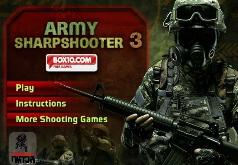 Игра Армейский снайпер 3