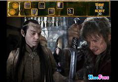 Игра Прятки с Хоббитом