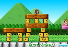Игры Марио падение
