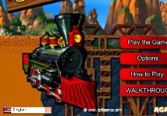 игры для мальчиков поезда строить мосты
