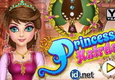 Игры Принцесса Хэирдо