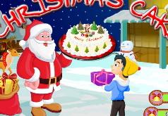 игры готовить новогодние торты 2