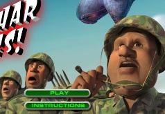 игры сражение с монстрами инопланетянами