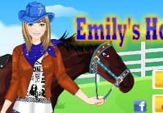 Игры Лошадь Эмили