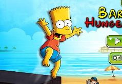 Игра Барт Голодный бег