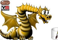 дракон арт игра