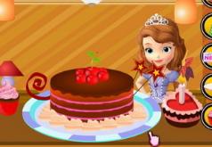 Игры София и торт