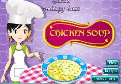 Игры куриный суп