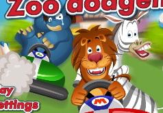 игры гонщик из зоопарка