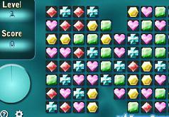 Игры Собери драгоценные камни