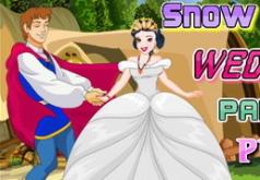 Игра Свадебная подготовка Белоснежки