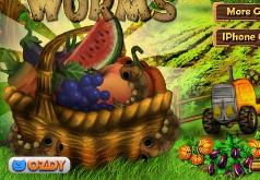 игра фруктовый сад три в ряд