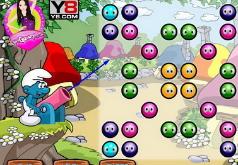 игры смурфс шары приключения