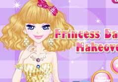 Игры Макияж принцессы танцовщицы