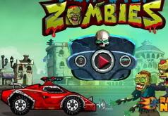 Игры Уничтожить зомби без остановки