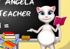 Игра Школьный день Анжелы