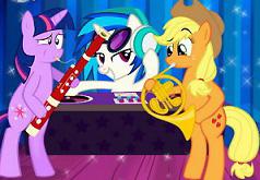 игры пони концерт