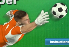 игра футбол карьера за вратаря