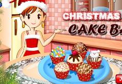 игры круглые рождественские кексы