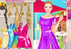 Игры Одеваем Барби в Венеции
