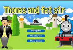 Игра Толстый сэр и Томас