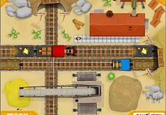 игры поезда аварии