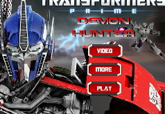 Игры трансформеры охотники на чудовищ