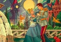 игры золушка танцует с принцем