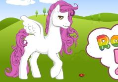 Игры Одевалка спокойной пони