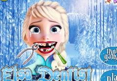Игры Эльза у стоматолога