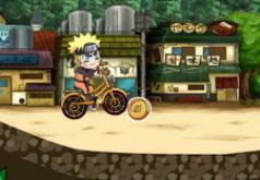Игра Наруто Доставка на велосипеде